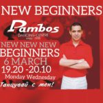 New group beginners