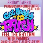 FEEL THE RHYTHM WITH PAMBOS